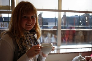 Harrod's High Tea